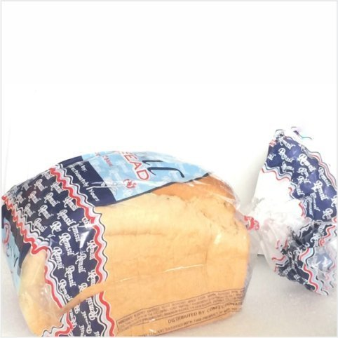 Confectionately Yours ~ Mrs da-Silva's Bakery ~ Small Loaf Bread
