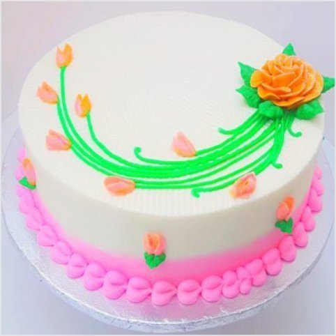 Confectionately Yours ~ Mrs da-Silva's Bakery ~ 10″ SPONGE CAKE2