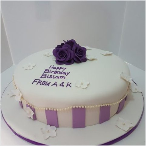 Confectionately Yours ~ Mrs da-Silva's Bakery ~ Birthday Cakes 6