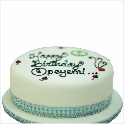 Confectionately Yours ~ Mrs da-Silva's Bakery ~ Birthday Cakes