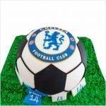 Confectionately Yours ~ Mrs da-Silva's Bakery ~ Football cake